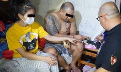 พระขี้เหงา เพิ่งบวชได้ 9 วัน ชวนแฟนวัย 17 ปี มานัวเนียเสพยาบ้าด้วยกันที่บ้าน