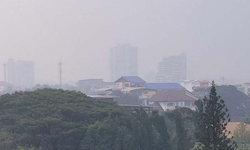 """""""ฝุ่น PM 2.5"""" แผ่ปกคลุมนนทบุรีหนัก """"บางกรวย-ปากเกร็ด"""" ค่อนข้างหนา หวั่นกระทบสุขภาพ"""