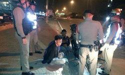 ตำรวจอยุธยารวบทันควัน-โจรผัวเมียสุดแสบตระเวนขโมย จยย.ในหมู่บ้าน