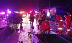 """ญาติเหยื่อวัย 14 จี้ตามล่า """"ตำรวจ"""" ขับบีเอ็มชนจยย. 3 ศพ โต้หลานสาวไม่ใช่เด็กแว้น"""
