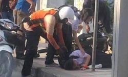 ศาลสั่งขัง 1 เดือน ไม่รออาญา คดีดังหนุ่มขี่รถขึ้นทางเท้า ชนเด็กนักเรียนเจ็บ