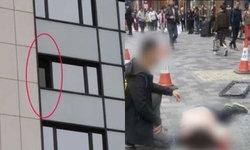 สุดช็อก! กระจกหน้าต่างโรงแรมร่วงจากชั้น 16 นักท่องเที่ยวดับ แม่บ้านถูกจับ