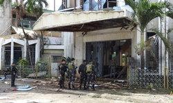 ระเบิดหน้าวิหารฟิลิปปินส์! ขณะชาวบ้านทยอยเข้าฟังมิสซา ศพเกลื่อนถนน ตาย 21 ราย