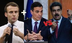 """ฝรั่งเศส-สเปน ขู่เวเนซุเอลา! ประกาศเลือกตั้งใน 8 วัน ไม่งั้นถือ """"ประธานรัฐสภา"""" เป็นผู้นำแทน"""