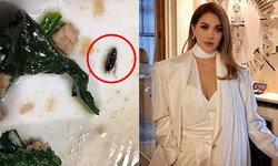 """เจ้าของร้านรับผิด ดราม่า """"แพร วทานิกา"""" เจอแมลงสาบ พร้อมอบรมนิสัยผู้จัดการ"""