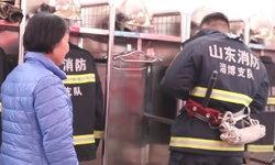 ดับเพลิงหนุ่มฉลองตรุษจีน เสียงแจ้งเหตุดังขัด แม่มองส่ง-ห่วงจนน้ำตาไหล