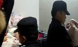 พ่อแม่ทะเลาะกัน ทิ้งลูกทารกร้องไห้จ้าไว้ในห้องเช่า ด้านตำรวจสวมบทพ่อนม