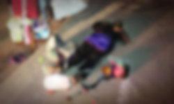 กฟภ.ชี้แจงรับผิด ปมสายไฟแรงสูงหล่นช็อตแม่ค้าตาย พร้อมเยียวยา