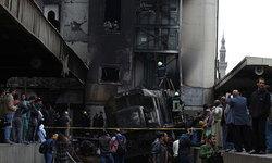 รถไฟอียิปต์พุ่งชนชานชาลา ระเบิดบึ้มกลางสถานีกรุงไคโร คร่าชีวิต 25 ศพ