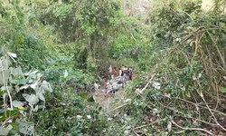 เศร้า! ดับยกคัน 5 ศพ รถคนไทยตกเหวที่ลาว หลังยกครอบครัวเที่ยวหลวงพระบาง