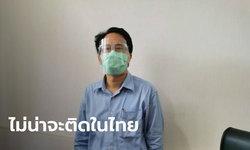 สธ.ชี้ แรงงานเมียนมาวัย 39 ปี ป่วยโควิด-19 อาจจะติดเชื้อหลังออกจากไทยไปแล้ว