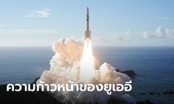 สหรัฐอาหรับเอมิเรตส์ปล่อยดาวเทียม Hope ขึ้นสู่อวกาศสำเร็จ พร้อมภารกิจสำรวจดาวอังคาร