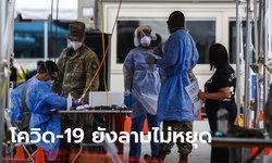 ทั่วโลกติดเชื้อโควิด-19 สะสมทะลุ 17 ล้าน ต้องจับตาการระบาดรอบใหม่ในหลายประเทศ