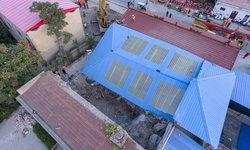 ร้านอาหารถล่มในมณฑลซานซีของจีน ยอดดับพุ่งแตะ 29 ราย
