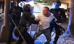 """กลุ่มผู้ต่อต้าน ปะทะเดือด กลุ่มสนับสนุน """"ทรัมป์"""" ที่โอเรกอน ดับ 1 ราย"""