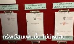 ป.ป.ช.เปิดกรุ 3 อดีตรัฐมนตรี จัตุมงคล 462 ล้าน-อุตตม 242 ล้าน-สนธิรัตน์ 158 ล้าน