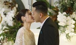 """""""เป้ วงมายด์"""" ควงคู่ """"น้องกร"""" เปิดความรู้สึกในวันแต่งงาน สาดความหวานสัญญาจะรักคนนี้คนเดียว"""