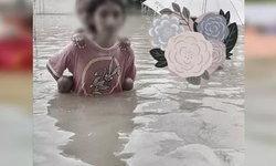 นาทีหนีตาย! แม่ไม่ทิ้งลูก น้ำซัดเรือล่ม ดับสลดทั้งคู่ สังเวยน้ำท่วมนครศรีธรรมราช