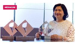 มีเดียคอม เอเยนซี่หนึ่งเดียวจากไทย คว้า 2 รางวัลใหญ่จากเวที THE FESTIVAL OF MEDIA GLOBAL AWARDS 2020