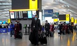 """หลายประเทศสั่งห้ามเที่ยวบินจากอังกฤษ หลังพบ """"โควิด-19"""" กลายพันธุ์ แพร่ระบาดเร็วกว่าเดิม 70%"""