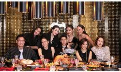 Givenchy พาเก็บตกย้อนบรรยากาศคริสมาสต์ปีนี้ด้วยดินเนอร์ของนางเอกสาวเจนี่ คุณมิกกี้ และน้องโนล่า
