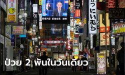 ญี่ปุ่น ประกาศภาวะฉุกเฉินในโตเกียว หลังยอดผู้ป่วยโควิด-19 รายวันพุ่งทุบสถิติ
