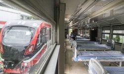 อินโดฯ ปิ๊งไอเดีย เปลี่ยนรถไฟเป็นที่กักตัวผู้ป่วยโควิด-19