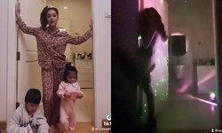 """""""ลิเดีย"""" กับภาพหลังจากลูกเข้านอนแล้ว แม่เปลี่ยนเป็นคนละคน"""