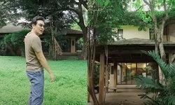 """""""ชาคริต"""" พาดูบ้านบนพื้นที่ 3 ไร่ ปล่อยทิ้งร้าง 7 ปี เตรียมรีโนเวทสุดอลังการ"""