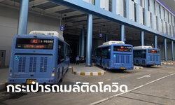 """ไทม์ไลน์ """"กระเป๋ารถเมล์"""" สาย A3 สนามบินดอนเมือง-สวนลุมพินี ติดเชื้อโควิด"""