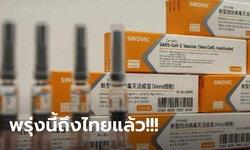 วัคซีนโควิดซิโนแวคขึ้นทะเบียนในไทยแล้ว! หมอยง เผยเหตุผลทำไมเหมาะฉีดวัย 18-59