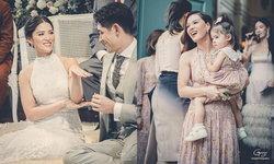 """""""ลิเดีย"""" ร่วมงานแต่งงานน้องสาวสุดที่รัก """"ดั๊กกี้"""" สละโสดแล้ว"""