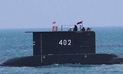 """กองทัพอินโดฯ พบหลักฐานบ่งชี้ """"เรือดำน้ำ"""" สูญหายพร้อม 53 ชีวิต จมลงสู่ใต้ทะเล"""