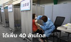 เกาหลีใต้ คว้าวัคซีนโควิดไฟเซอร์อีก 40 ล้านโดส เพิ่มสต็อกสร้างภูมิคุ้มกันหมู่ 2.75 เท่า