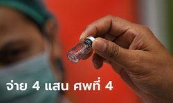 เยียวยาศพที่ 4!  ผู้ใหญ่บ้านวัย 46 หัวใจล้มเหลวเฉียบพลัน เสียชีวิตหลังฉีดวัคซีน