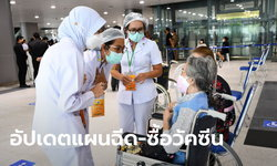 ศบค.เคาะแผนจัดสรรวัคซีน 10 ล้านโดสเดือน ก.ค.-ขยับเป้าหาเพิ่มเป็น 150 ล้านโดสในปี 65