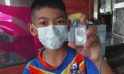 ฮือฮา เซียนพระวัย 11 ขวบ โพสต์-ไลฟ์เฟซบุ๊กรับเช่าบูชาพระ หาเงินจุนเจือครอบครัว