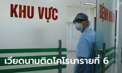 ไวรัสโคโรนา: เวียดนามยืนยันผู้ป่วยรายที่ 6 เผยเป็นพนักงานต้อนรับโรงแรม