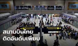 """นักวิจัยกางลิสต์ 50 สนามบินเสี่ยงไวรัสโคโรนา """"ดอนเมือง-สุวรรณภูมิ"""" ติดท็อป 3"""