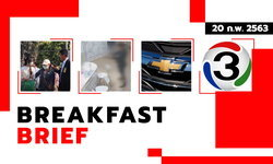 Sanook คลุกข่าวเช้า 20 ก.พ. 63 เชฟโรเลตจัดโปรเดือดล้างสต็อกรถ-ช่อง 3 ลดคนเพื่อไปต่อ
