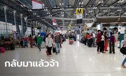 ตม.เผยผีน้อยกลับไทยแล้ว 7 คน มีไข้ต้องส่งโรงพยาบาล 2 คน ที่เหลือให้กักตัวเอง 14 วัน
