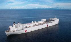 สหรัฐฯ ส่งเรือพยาบาลไปนิวยอร์กสู้โควิด-19 หลังขึ้นแท่นศูนย์กลางการแพร่ระบาด