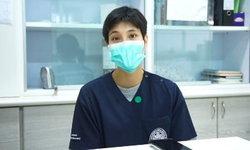 """""""หมอเจี๊ยบ"""" เผยชีวิตการทำงานในห้องฉุกเฉินช่วงการระบาดของโควิด-19"""