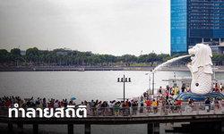 สิงคโปร์ทุบสถิติ ผู้ติดเชื้อโควิด-19 วันเดียว เพิ่มพรวดกว่า 900 ราย