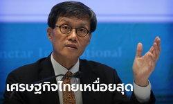 ไอเอ็มเอฟ เตือนเศรษฐกิจไทย ติดลบ 6.7% เหนื่อยสุดของอาเซียน พิษโควิด-19
