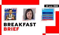 Sanook คลุกข่าวเช้า 23 เม.ย.63 คนไทยติดโควิด-19 ลดลง - ทบ. เตือนสื่อ-โซเชียลสงสัยยานเกราะถามเลย!