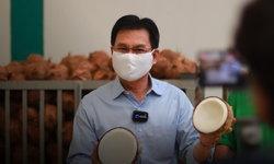 """""""จุรินทร์"""" พบทูตญี่ปุ่น อ้อนให้รับผลไม้ไทย 9 ชนิด ไปขายต่อ"""