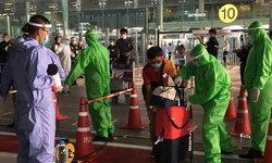 คนไทยในมัลดีฟส์ที่ได้รับผลกระทบโควิด-19 กลับถึงไทยแล้ว พร้อมเข้ากักตัว