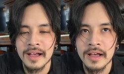 """ฮาไม่ไหวแล้ว """"เก้า จิรายุ"""" หน้าเหวอมาก ไม่รู้ตัวว่ากำลังถูก """"วี วิโอเลต"""" แกล้ง (คลิป)"""