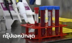 """นักวิทย์ฯ ยุโรปชี้ """"กรุ๊ปเลือด"""" ส่งผลต่อความรุนแรงของโควิด-19"""